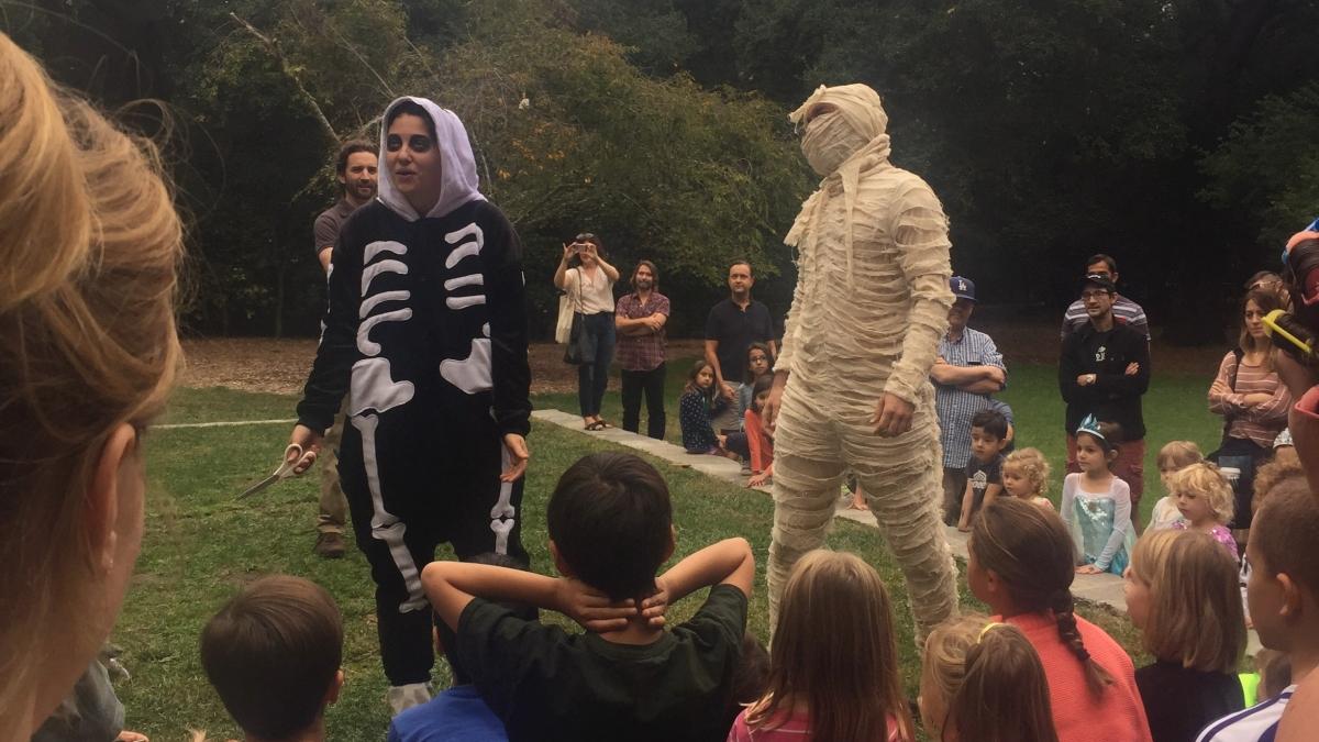 Monster Tour @ Descanso Gardens